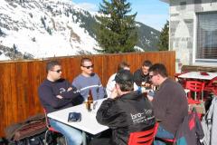 Skiweekend 2003