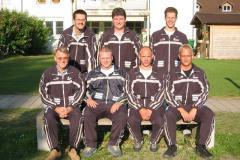 Vorstand im Trainer 2003